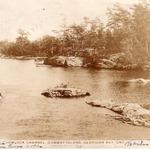 Hemlock Channel, Ojibway Island, Georgian Bay