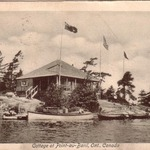 Cottage at Point au Baril