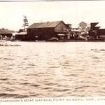 Richardson's Boat Garage Point Au Baril