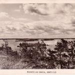 Pointe Au Baril 1953