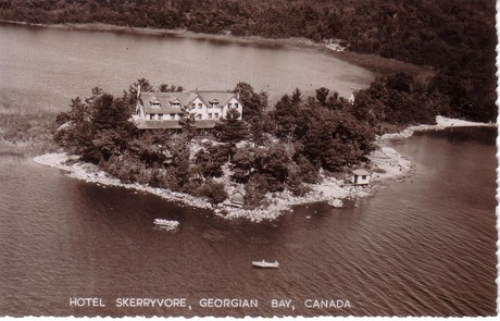 Hotel Skerryvore Georgian Bay