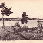 Pointe-Aux-Baril and the Mazeppa