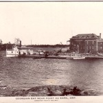 Bellevue Hotel and Mazeppa around 1910