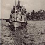 Mazeppa the Oldfield steamer