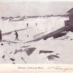 Gathering the Ice Blocks from the Bay