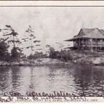 Double Island W H Oldfield Home 1907