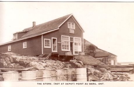 J D McIntosh store and post office