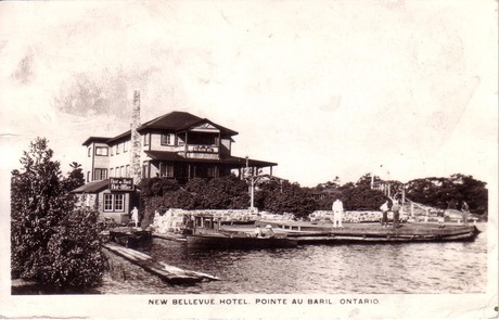 The New Bellevue Hotel