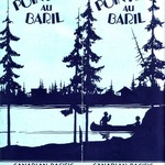 1931 Canadian Pacific Pointe Au Baril brochure