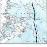 Map done in 2 halves of PAB 1931 brochure