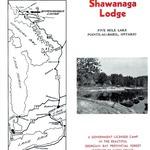 Shawanaga Lodge Five Mile Lake Pointe Au Baril