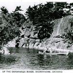 Hole-in-the-wall - not Shawanaga River