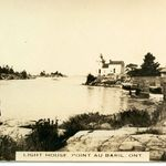 Lighthouse around 1930