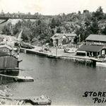 Point-au-Baril 1947