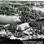 Hotel Skerryvore 1954