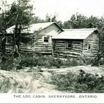 Log Cabin in Skerryvore