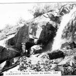 Shawanaga Falls Pointe au Baril