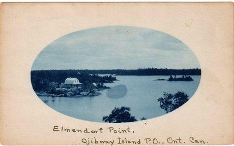 Elmendorf Point