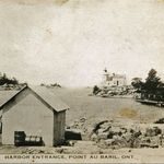 Harbor Entrance Point au Baril 1910-1920