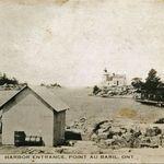 Harbor Entrance Point au Baril 1910-1920