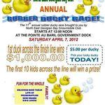 11th Annual Rubber Ducky Race