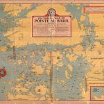 1945 PaBIA Map Pointe au Baril