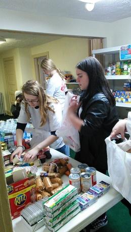 Food Donation