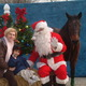 Santa at Courtesy Stable