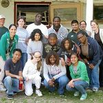 The Philly Zoo Teen Group visits Courtesy for an Equine Experience