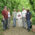 PEC & WRV Team Up in the Wissahickon to Combat Invasive Plants