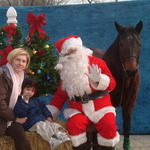 2011-12 Santa at Courtesy Stable