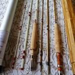 Bambu & Fiberglass Rods