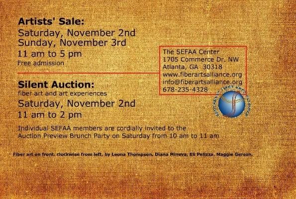 Sale - Auction Postcard Back