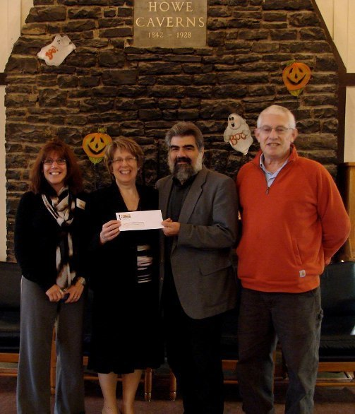 FOG grant from Howe Caverns 2012.jpg