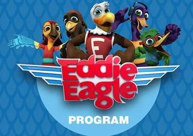 Eddie Eagle pic
