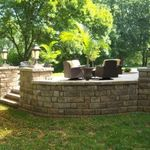 Boulder_block_and_sand_stone_raised_patio