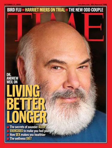 Andrew Weil MD endorses Got Breath? A Powerful Tool for Health!