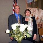 Mr and Mrs Carol Mossholder