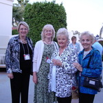 Judy_tolbert__leta_searcy__barb_mlnarik_and_babs_lester_at_the_reception