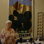 Orvalita_hopkins_at_the_silent_auction_table