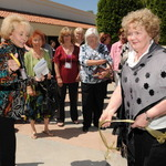 Sharron_luoma_and_marcie_brooks_at_the_flower_show_ribbon_cutting
