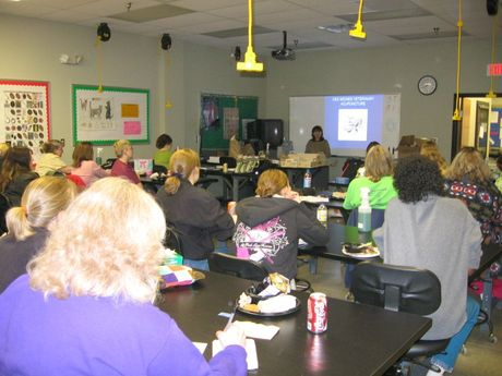 March 2007 Meeting - Dr. Farr
