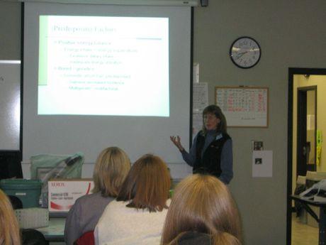 February 2008 Meeting