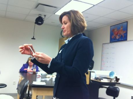 February Meeting - Laura from Miltex