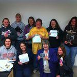February Meeting - Door Prize Winners