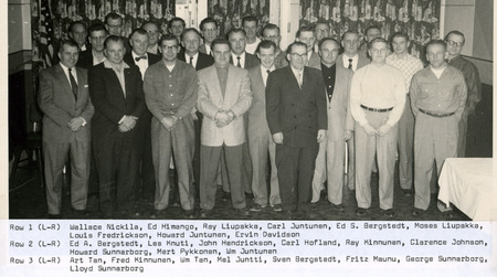 1956 Fire Fighters