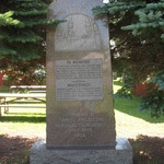 The Memorial Monument