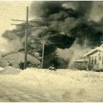 The Maunu Garage Fire