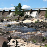 A Summer Day at Thomson Dam