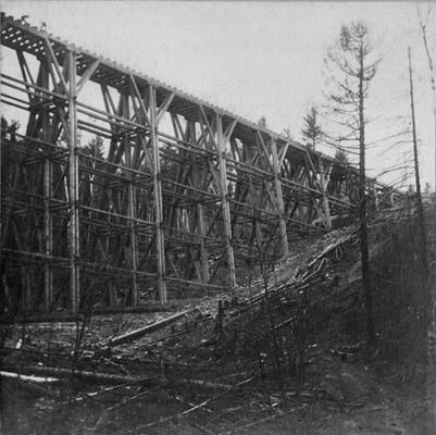 First Railroad --- A Soaring Achievement